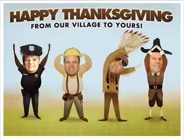 AEI Corporation Wishes You a Happy Thanksgiving!